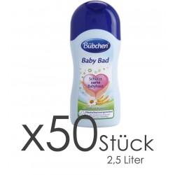 MULTIGiga VorratsPack Bübchen Baby Bad  50 Stück
