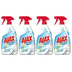 MULTIVorrats Deal Ajax Shower Power 4 x 500 ml