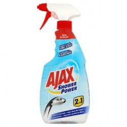 Ajax Shower Power 2in1 (1 x 500 ml)
