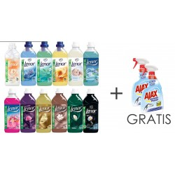 MULTILenor SuperDeal + Gratis 2 x 500 ml Ajax