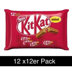 XL SchokoBox Nestlé KitKat Mini, 144 Riegel