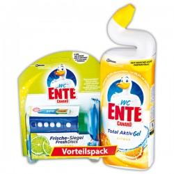 SONDERVERKAUF WC Total Aktiv Gel + Frische-Siegel