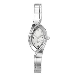 Trendy Kiss Damen-Armbanduhr Analog grau TM3747-03
