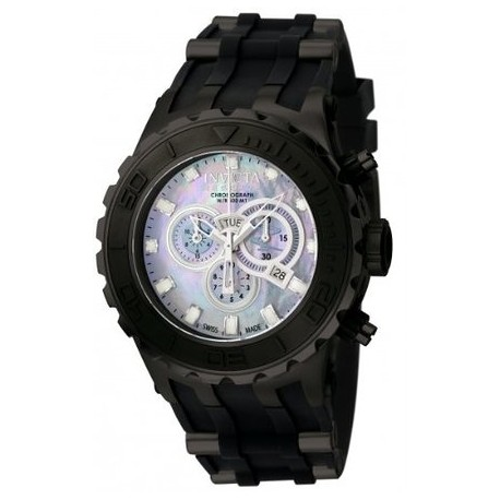 Invicta Herren-Armbanduhr Subaqua Quarz Schwarz 0508