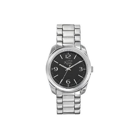 Trendy Kiss Damen-Armbanduhr Analog Quarz Grau TM10042-02