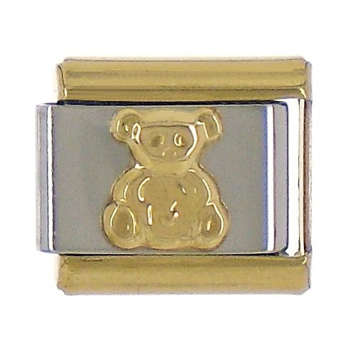 TEDDYBÄR - gold