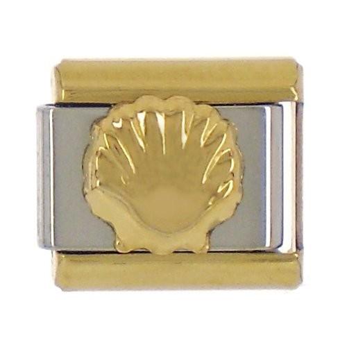 MUSCHEL - gold