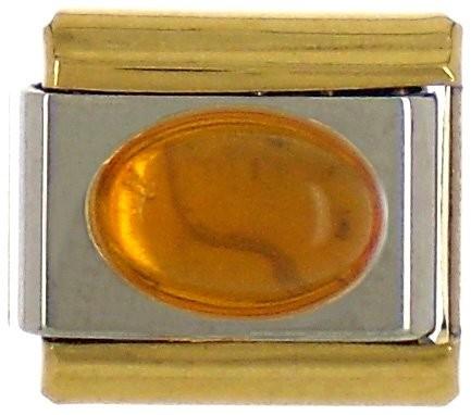 STEIN - orange /gold