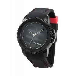 Freegun Herren-Armbanduhr Analog Quarz Schwarz EE5045