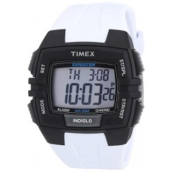 Timex Herren-Armbanduhr XL Full Pusher CAT Digital Resin T49901SU