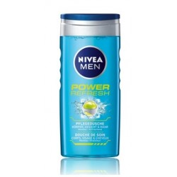 "Nivea Men Shower Gel "" Power Refresh"" (1 X 500 ml)"