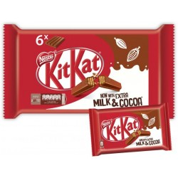 KitKat Classic 5 x 6er Multipack je 249g