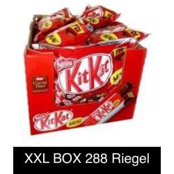 MULTIGiga SchokoBox Nestlé KitKat Mini, 24 x 200 g Beutel