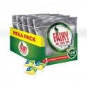 Fairy-Jar Platinum Lemon Spülmaschinentabs Lemon 5 x 10er Pack