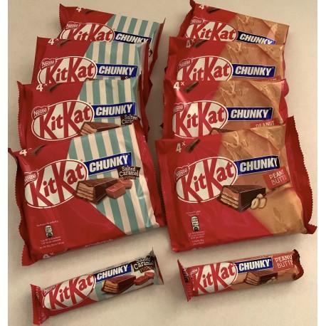 Nestle KitKat Chunky Schoko Box