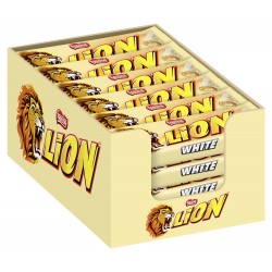 Lion white 24er Box