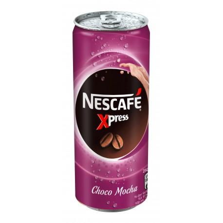 Nescafe XPress Eiscafe verschiedene Sorten (24 x 250 ml)