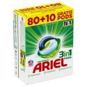 Ariel 3in1 Pods Regular 80+10WL Gratis