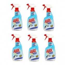 Ajax Shower Power (6 x 500 ml)