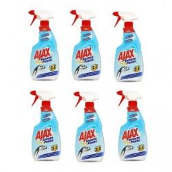 MULTIVorrats Deal Ajax Shower Power 4 x500 ml
