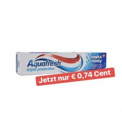 Aquafresh Zahncreme Box (1 x 75 ml)