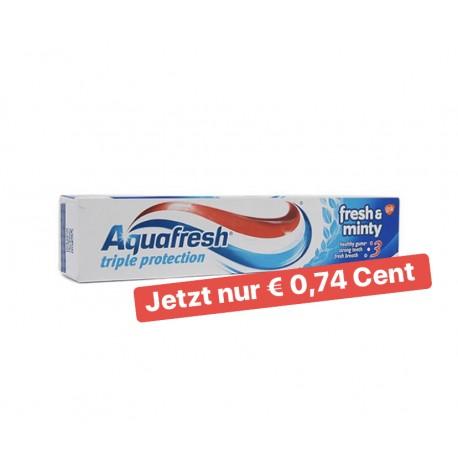 Aquafresh Zahncreme 12 x 75 ml