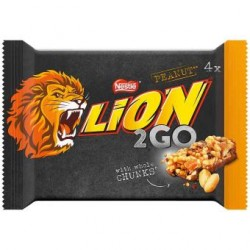 Lion 2Go Multipack (4 x 33g)