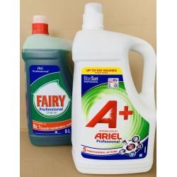 Ariel - Fairy Kombi Box (2 x 5000ml)