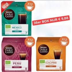 Nescafe Dolce Gusto Caps 36er Pack