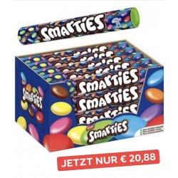 XL Box SMARTIES Riesenrolle (20 x 130 g)