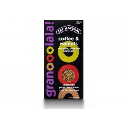Eat Natural Granooolala - Coffee & Walnuts 425g