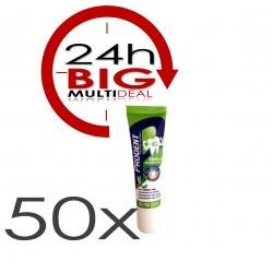 100 Tuben Vorrats-Pack Prodent Zahncreme