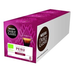 Nescafe Dolce Gusto Caps (je 3 x 16er Box)