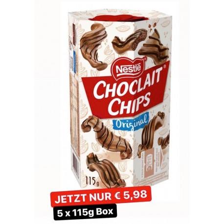Choclait ChipsOriginal XL Box (15 x 115g)