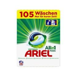 Ariel 3in1 Pods Regular 80+10WL