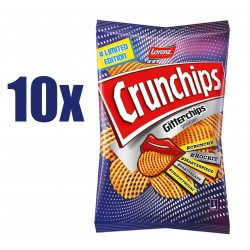 "Lorenz Crunchips ""Gitterchips gesalzen"" (10 x 150g)"