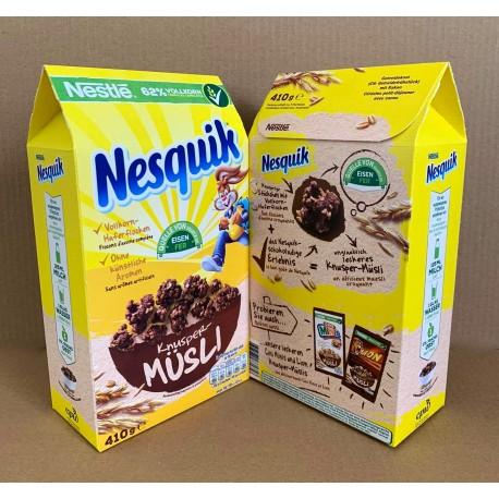 Nestle Müsli Boxen 410-750g