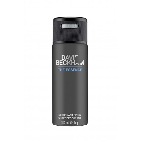 David Beckham The Essence Deo Body Spray 150 ml, 1er Pack (1 x 150 ml)