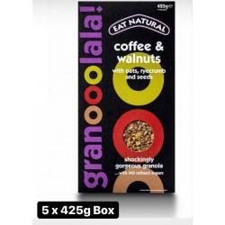 Eat Natural Granooolala - Coffee & Walnuts 425g