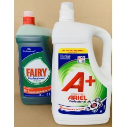 Ariel - Fairy Kombi Box (2 x 5000ml)
