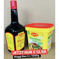 Maggi MultiBox Box (2 x 1000g)