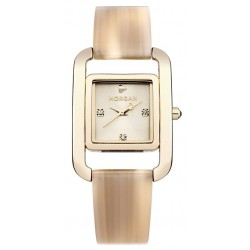 Morgan - M1215CGM - Damen-Armbanduhr- Quartz Analog