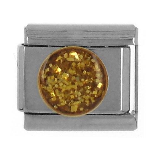 STEIN Kreis Klitzer - braun/gold