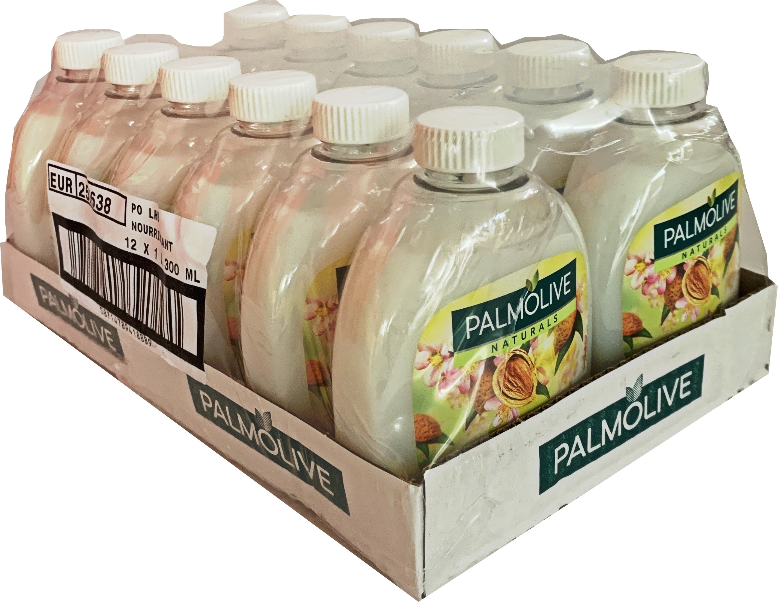 Almond & Milk 12 x 300