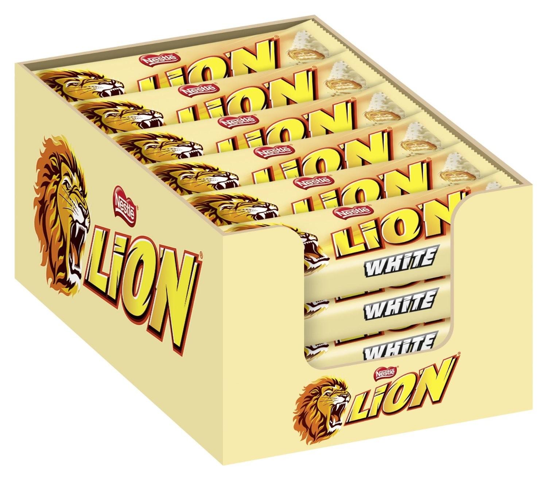 Lion white 24 x 42g