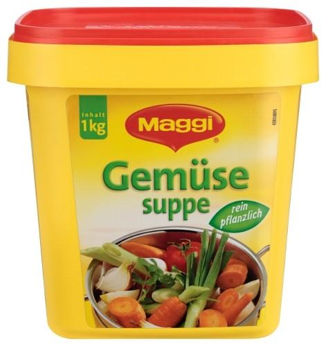 Gemüsesuppe klar rein pflanzlich 1kg