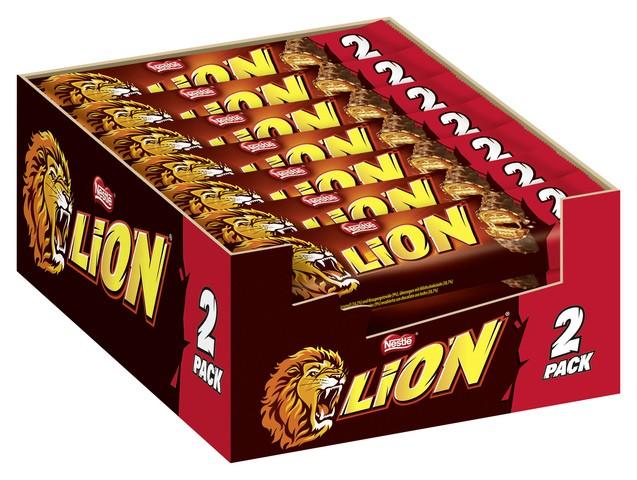 Lion 2Pack Classic 28 x 2x30g