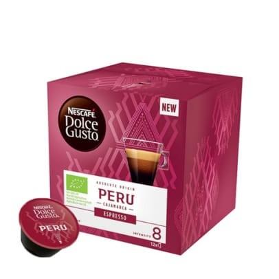 Dolce Gusto Organic Espresso Peru
