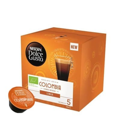 Dolce Gusto Organic Colombia Lungo